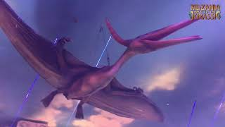 KidZania Jeddah  - Dinosaur Exhibition