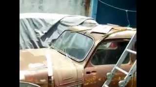 Fiat Berlina 1959 y Fiat 1100/103.