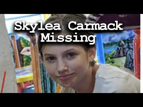 Missing 10 year old Indiana girl Skylea Carmack - Silver Alert thumbnail
