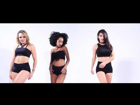 BABIES DEL FLOW - MIRA COMO BAILA (VIDEO OFICIAL) ZUMBA 2019