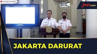 Jakarta Darurat, Anies Tarik Rem Darurat PSBB - JPNN.com