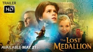 The Lost Medallion - Official Trailer