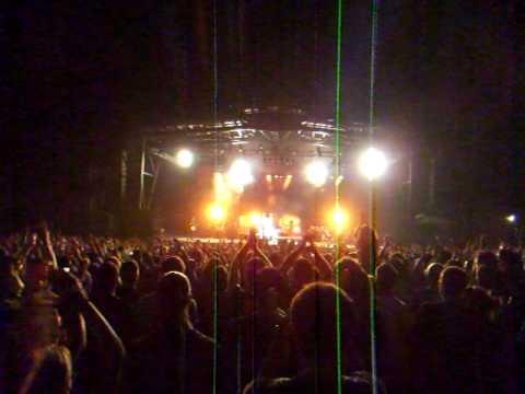 Serj Tankian & The F.C.C - Empty  Walls (live @ Terra Vibe Athens 17/8/10)