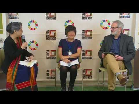 Indigenous Peoples and the Sustainable Development Goals (SDGs)