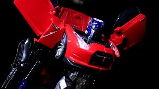 Transformers Alternity Convoy (Vibrant Red) - Vangelus Review 263