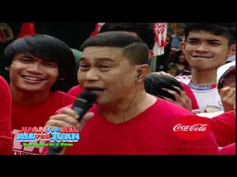 Juan For All, All For Juan Sugod Bahay | November 11 ,2016