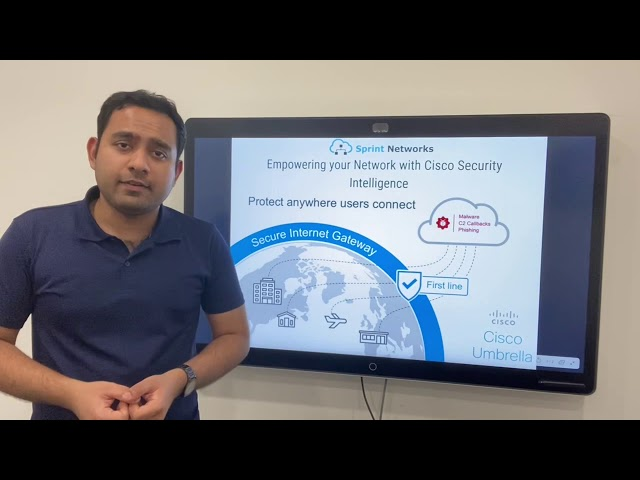 Cisco Umbrella- Challenges and Benefits