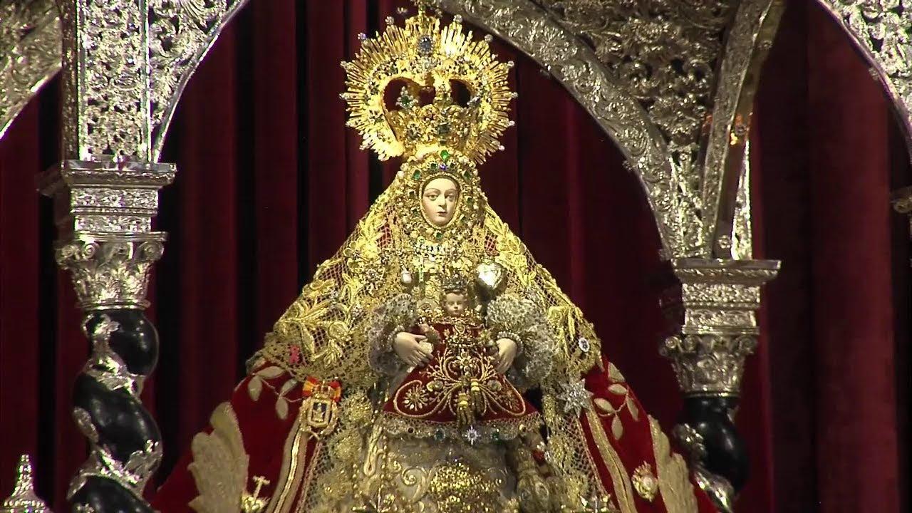 Procesión Virgen De La Caridad 2019 Salida Youtube