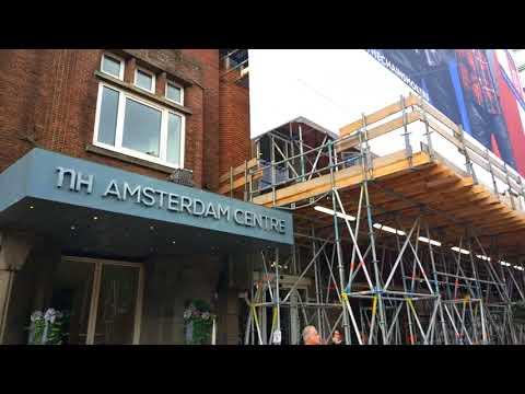 Roofing buildings in Amsterdam