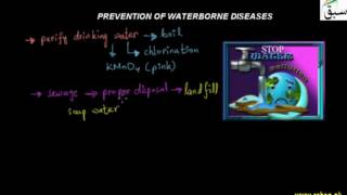 Prevention of Water Borne Diseases