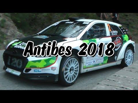 Rallye Antibes 2018