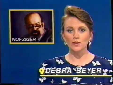 7/17/1987 KTSM Newscenter 9 Newscast *Complete* NBC El Paso TX