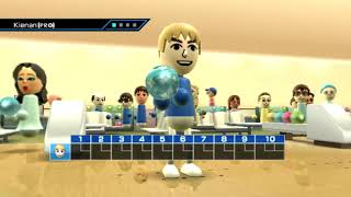 Wii Sports Raging and Funny Moments #4