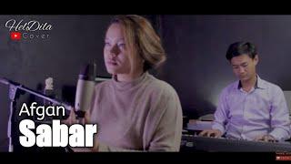 Afgan - Sabar Cover By HelDila + [Lirik]