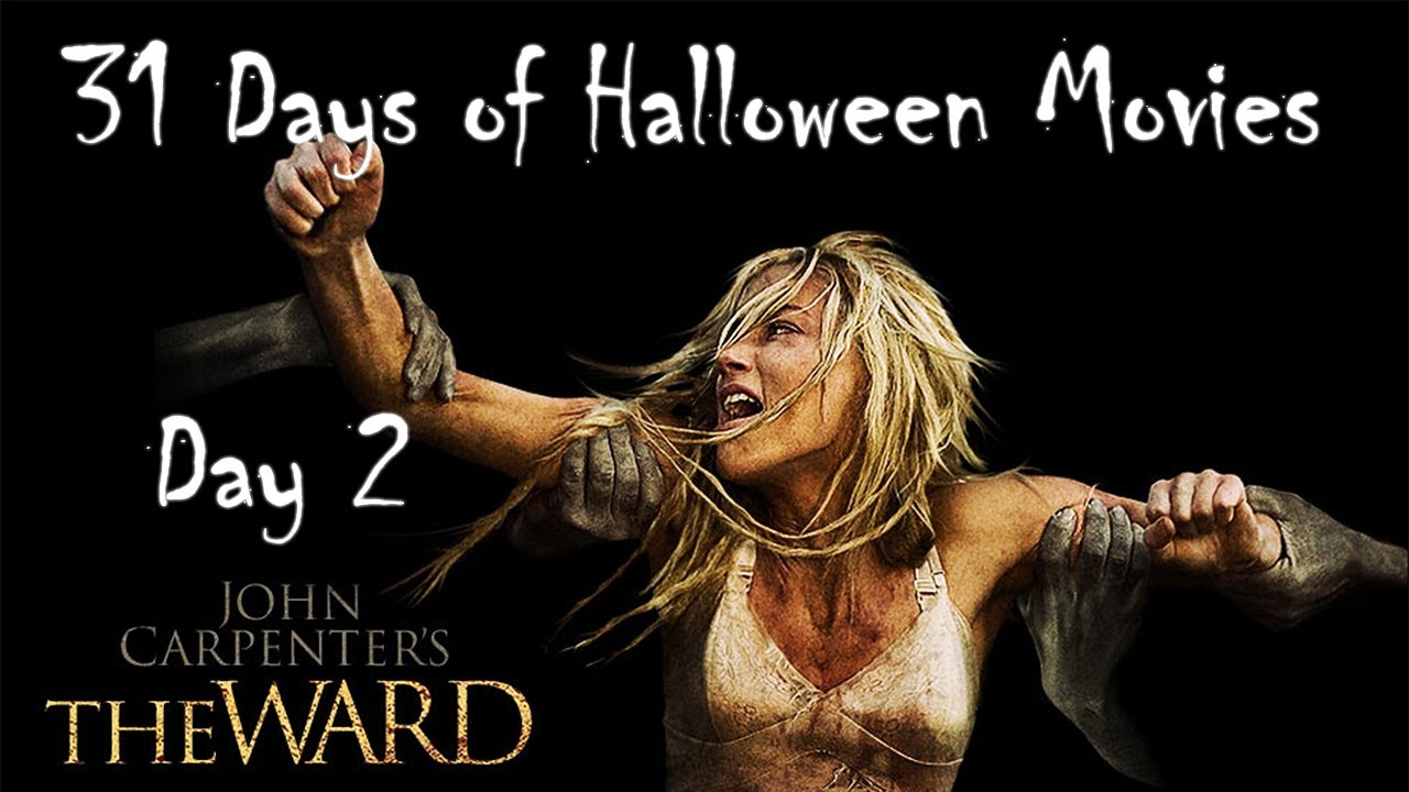 31 days of halloween movies 2013 day 2 the ward youtube. Black Bedroom Furniture Sets. Home Design Ideas