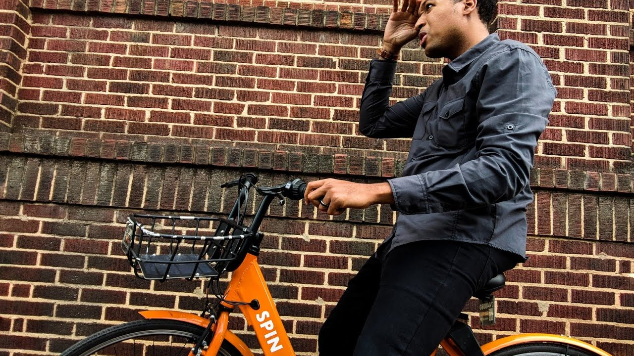 Spin Bikeshare Review (Charlotte, NC) - Let's go for a