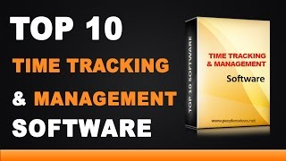 Best Time Tracking and Management Software - Top 10 List