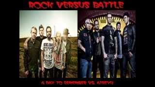 Rock Versus Battle - A Day to Remember vs. Atreyu
