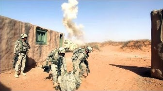 Soldiers Test New Hearing Protection TCAPS