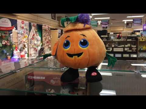 Hallmark Halloween 2018 Dance-O'-Lantern