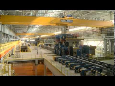 Новый завод в Тюмени