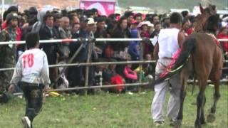 Ep.17-Shangri-la Horse Racing Festival in Tibetan in Yunan Province -- BONTV