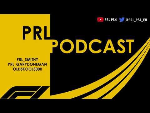 ROUND 2 WEEKLY ROUND UP   PRL Podcast #9