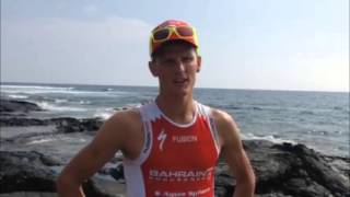 Brent McMahon - Welcome to Kona with Bahrain Endurance 13