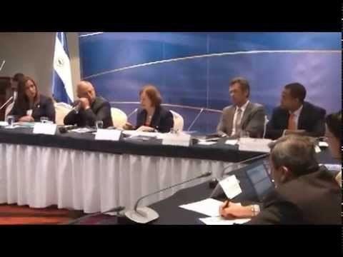 Experts Session on Rome Statute - 1st Session, Part 2 - Legislative Assembly of El Salvador