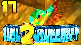 "HOW TO MINECRAFT - EPISODE 17 | Season 2 ""RAIDING THE CHOCO!"" (H2M SMP)"