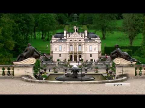 Deutschland, Bayer - Schloss Linderhof - Deutsch HD