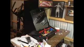 Bartop Arcade Cabinet Project