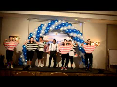 Dance Number  by Johns Hopkins Singapore Staff