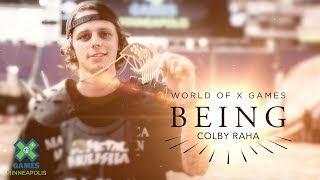 Colby Raha: BEING | X Games Minneapolis 2019