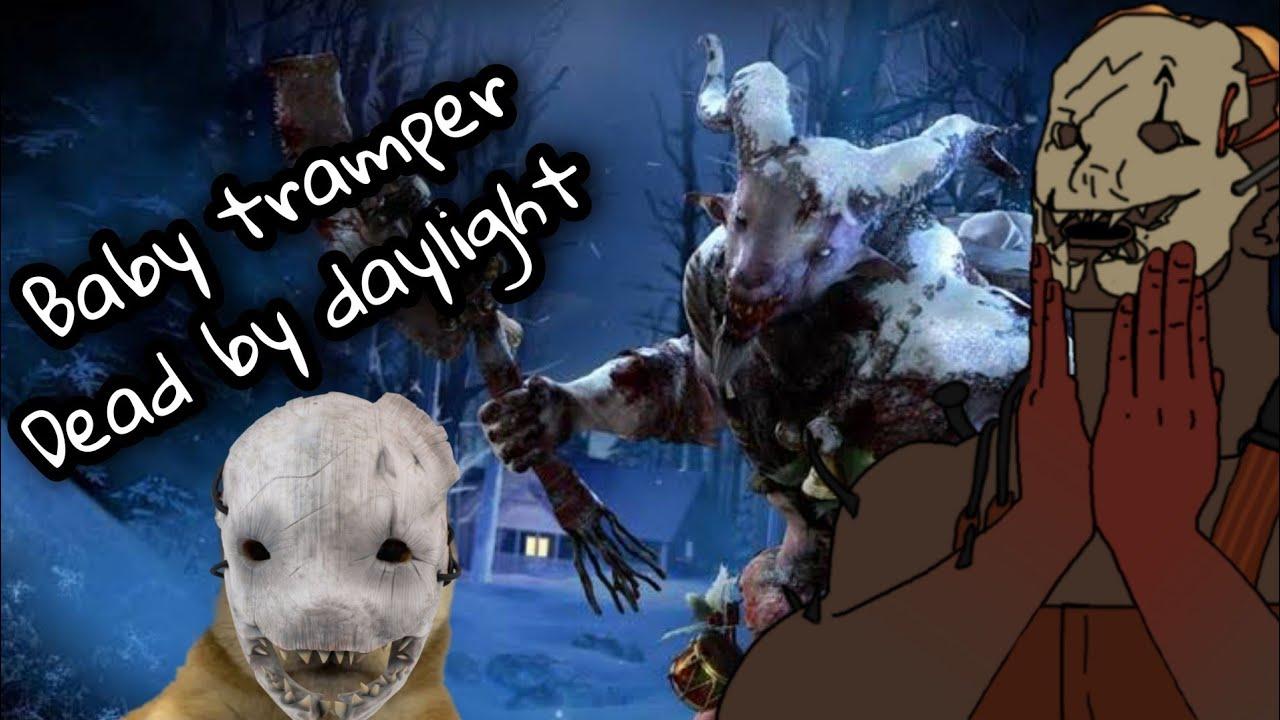 El baby tramper ataca - Dead by daylight
