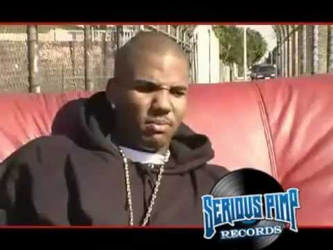 The Game & Lil Eazy Reminisce About Eazy-E -- Serious Pimp Records