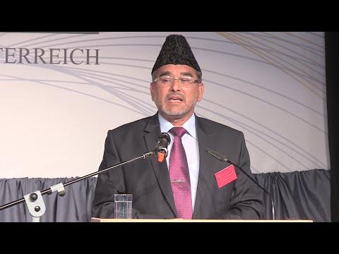 Speech by Shamshad Ahmad Qamar - Jalsa Salana Austria 2017