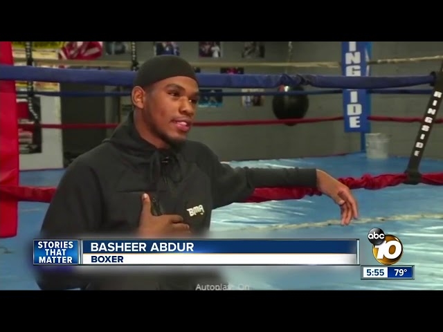 Video: CAIR-Michigan Backs Muslim Boxer Barred from Ring Over Beard