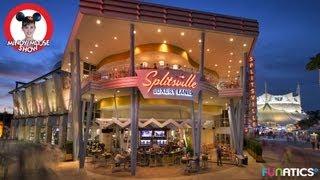 Splitsville Bowling at Walt Disney World