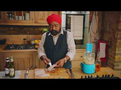 Spicy Scottish Haddock With Tony Singh