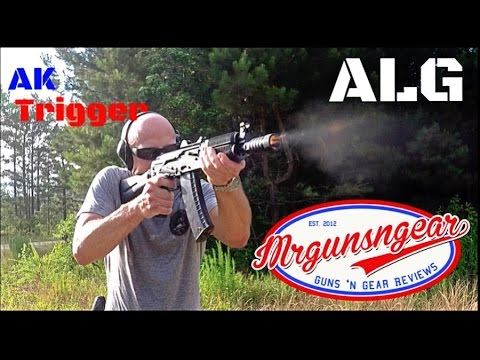 ALG AKT Trigger Review: Best AK-47 Trigger Available?