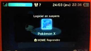 Comment avoir Celebi dans Pokemon X et Y-tuto