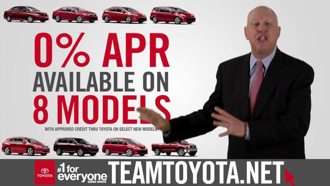 Team Toyota Langhorne Pa   #1 For Everyone