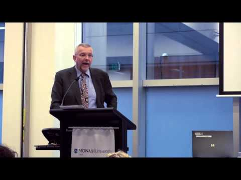 The Hon Justice Brian Preston: Lessons Learned from Environmental Litigation - Part 1/2