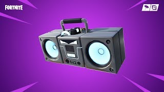FORTNITE v7.10 CONTENT UPDATE! (BOOM BOX, LIMITED TIME MODES, GLITCHES...)