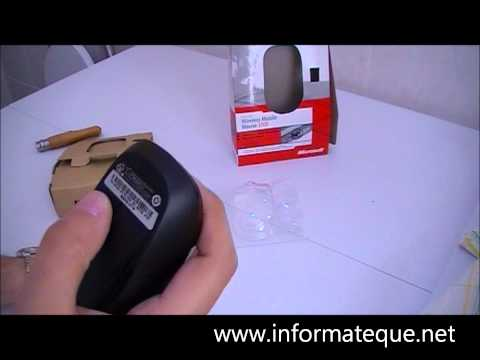 Informateque.net | Microsoft Wireless Mobile Mouse 1000