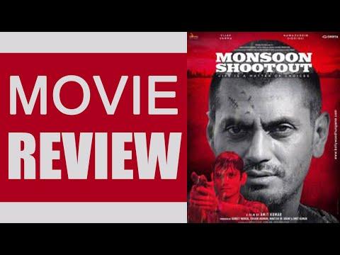 Monsoon Shootout Movie Review: Nawazuddin Siddiqui | Vijay Varma | Geetanjali Thapa | FilmiBeat