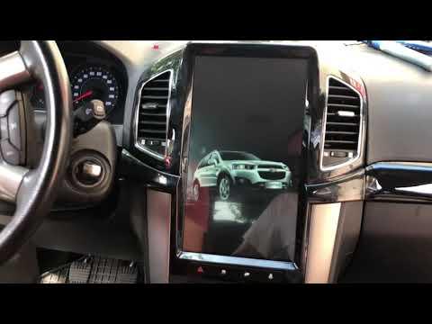 TESLA Style Radio  Chevrolet Captiva   -  Andorid System  Radio  + Navi