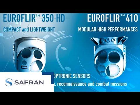 Euroflir, electro-optical system
