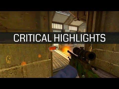 Jogador de CS:GO escapa da morte certa ao ter tiro bloqueado por Granada - Critical Highlights